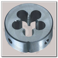 Плашки круглые для нарезания метрической резьбы ГОСТ 9740